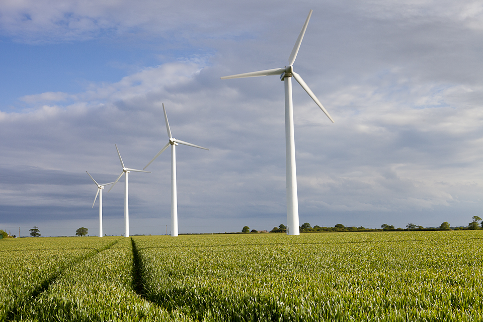 Exploring the visual impact of wind farms on landscape